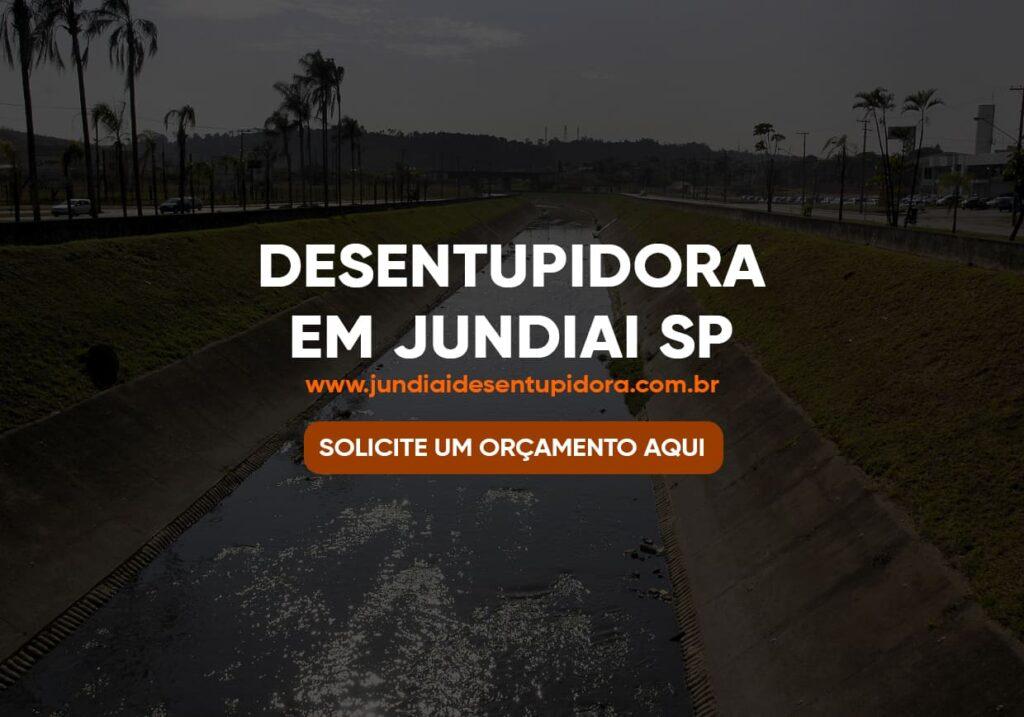 Desentupidora Jundiaí SP