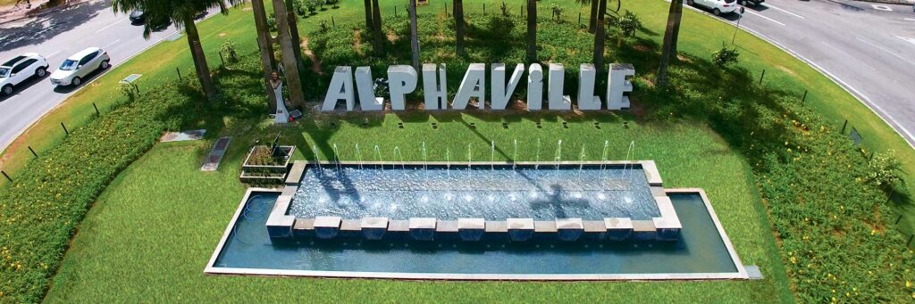 Desentupidora em Alphaville